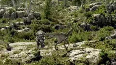 Walking with dinosaurs giant of the skies part 2 (HQ)