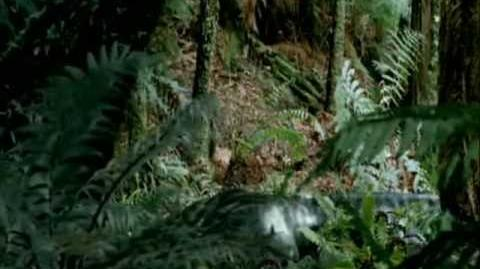 Walking with dinosaurs spirits of the ice forest part 1 (HQ)