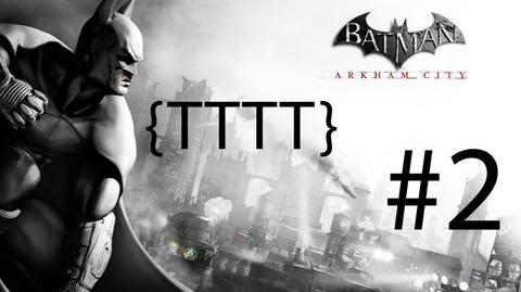 Batman Arkham City - Walkthrough - Part 2