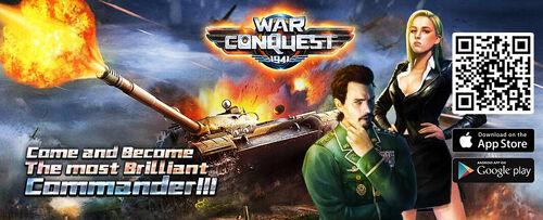 War Conquest 1941