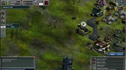 War Commander (old WC) - Gameplay - Facebook game