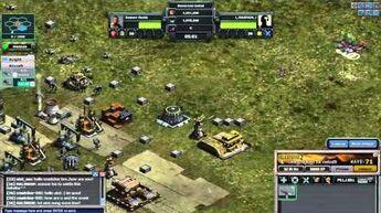War Commander Elite Hellstorm Schem Warhead in Action