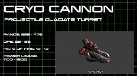 WC Cryo Cannon