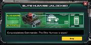 EliteHumvies-UnlockedMessage
