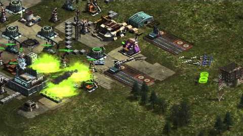 War Commander Missile Control 2