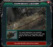 MarksmanLeader-EventShopDescription