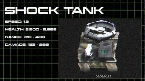 War Commander - The Shock Tank-0
