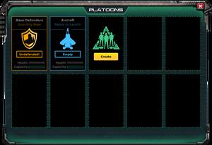 Platoon-Management