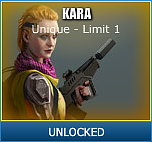 Kara-EventShopUnlocked