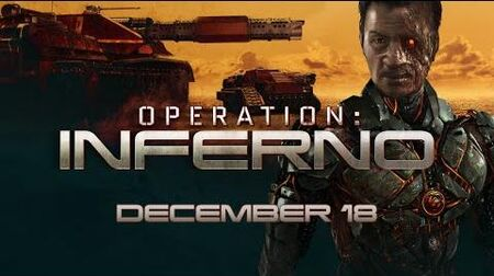 War Commander Operation Inferno