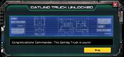 GatlingTruck-UnlockNotice
