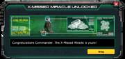 X-MissedMiracle-UnlockMessage