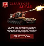 Javelin - Clear Skies Ahead