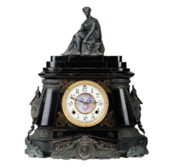 Ludwig Van Beethtoven's Clock