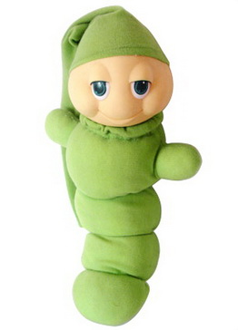 Image result for glow worm toy pictures