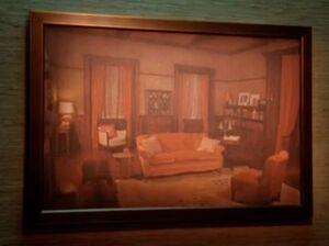 Leena's painting