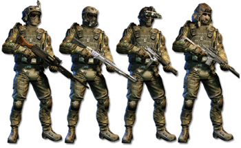 Warface free skins