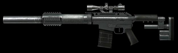 McMillan ALIAS® CS5 RifleMcMillan Firearms