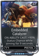 Embedded Catalyzer