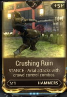 CrushingRuinModU145
