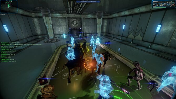 how to join a clan in warframe