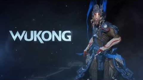Warframe Profile - Wukong