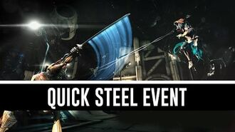 Quick Steel Conclave Event & All You Need To Know (Warframe)