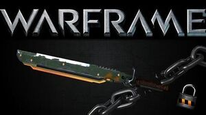 Warframe Machete (Vault)