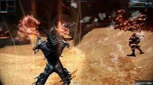 Warframe - Nekros (gameplay)