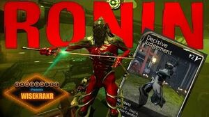 RONIN - DECISIVE JUDGMENT MOD Nikanas Melee 2