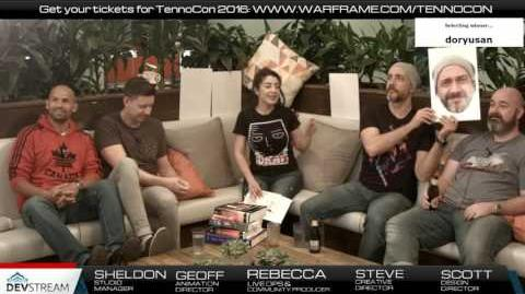 Warframe - Devstream 74