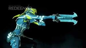 Tenno Reinforcements - Redeemer