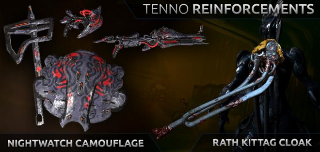 Update 17.1.0 Tenno Reinforcements