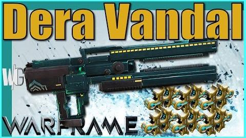 how to get the dera warframe