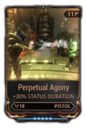 Perpetual Agony