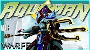 HYDROID - How to be Aquaman 2 forma - Warframe