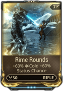 Rime Rounds