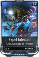 Expel Infested