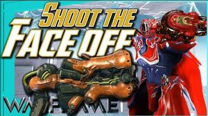 BRAKK your face off - Shotgun pistol 4 forma - Warframe