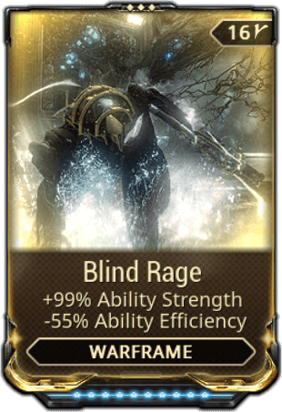Blind Rage Warframe Wiki Fandom Powered By Wikia