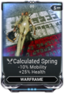 CalculatedSpring