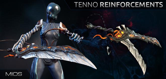 Update 17.11.0 Tenno Reinforcement