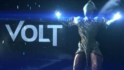 Warframe Profile - Volt
