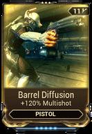 BarrelDiffusionMod