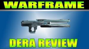 Warframe Dera Review Gameplay Buffed Version(Pew Pew Lasers)