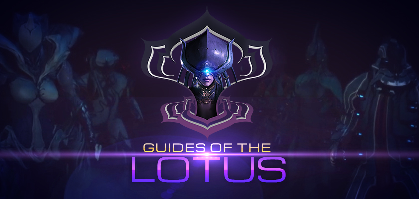 warframe guides of the lotus application