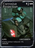 CorrosiveProjectionAura