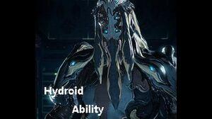 Warframe Hydroid - Abilities Montage Gameplay U13