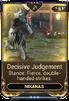 DecisiveJudgementMod