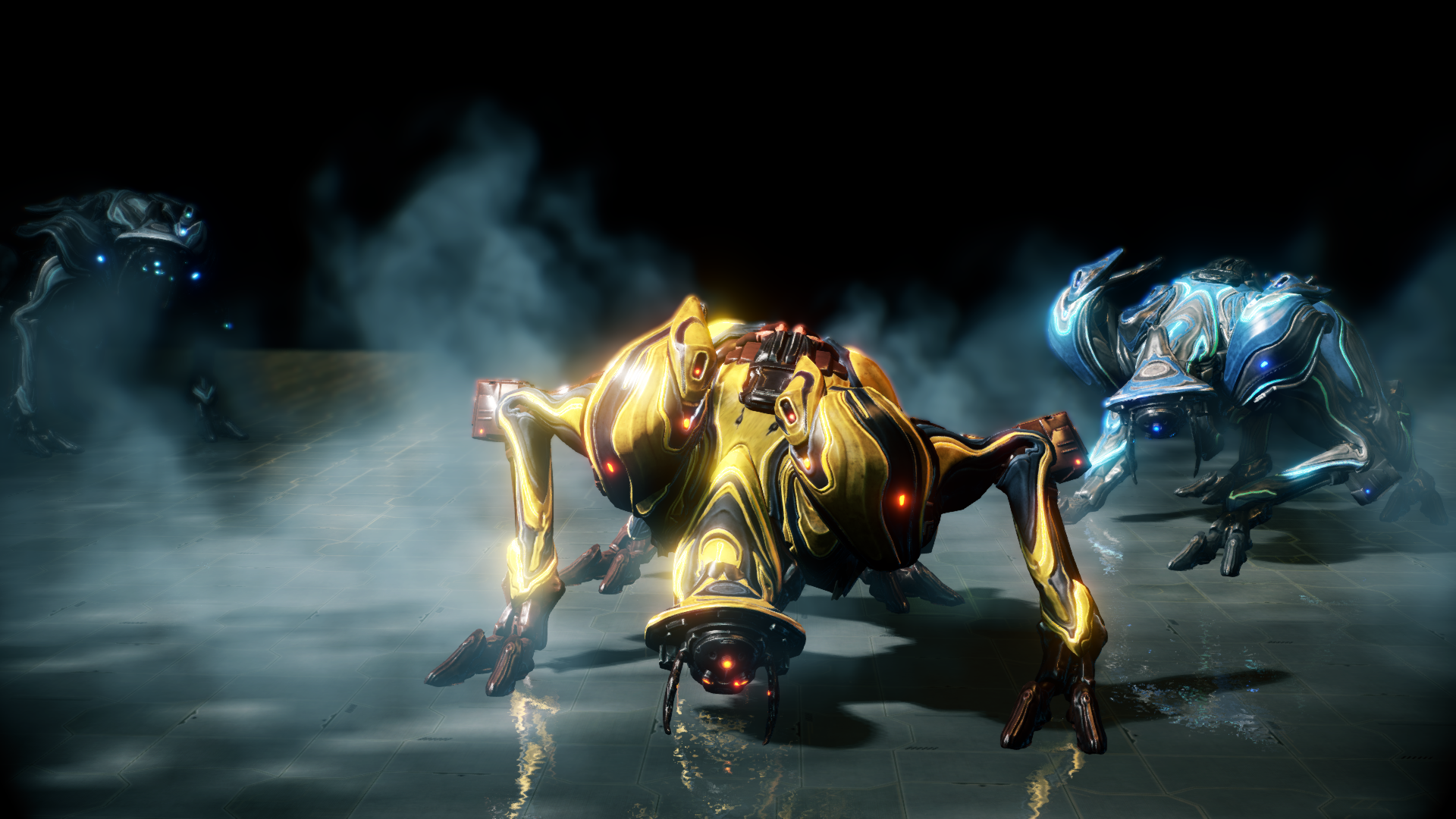 warframe how to get chroma systems